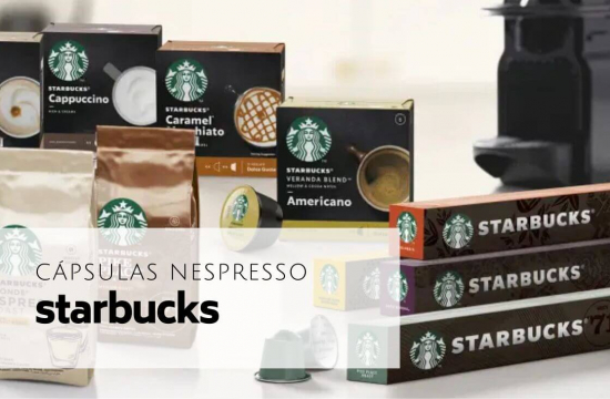 Starbucks by Nespresso